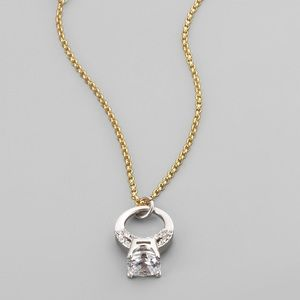 Juicy Couture Engagement Ring Necklace💍